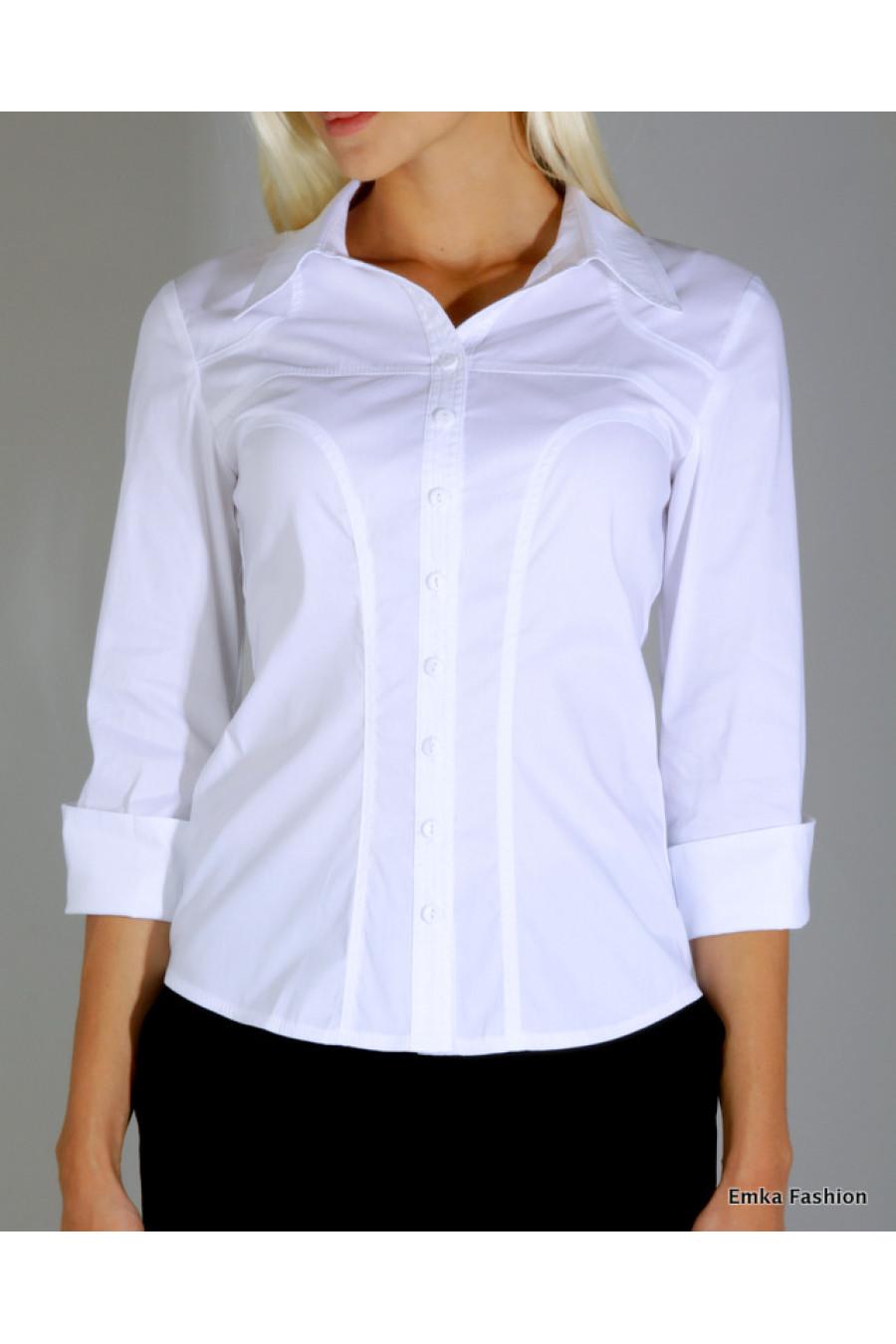Купить Классическую Блузку В Интернет Магазине Недорого