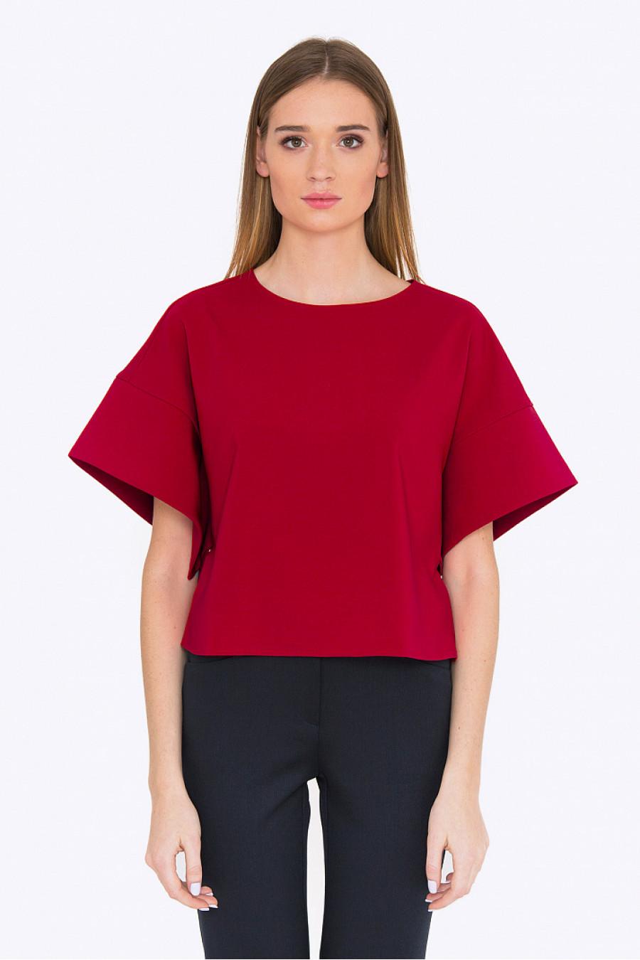 Блузка С Рукавами Широкими С Доставкой