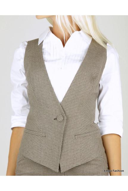 Жилет Emka Fashion GL-005-ravenna