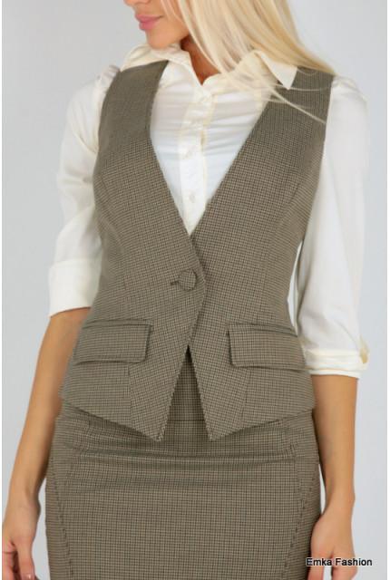 Жилет Emka Fashion GL-006-peggy