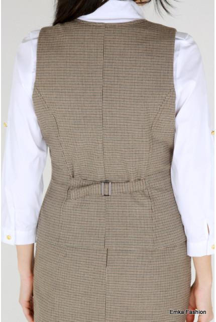 Жилет Emka Fashion GL-006-ravenna