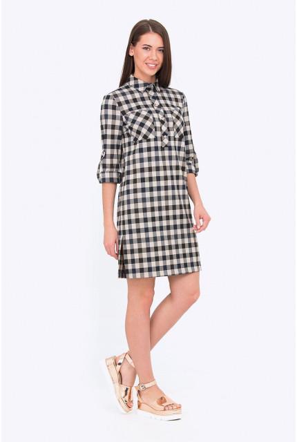 Платье Emka Fashion PL-487-monako
