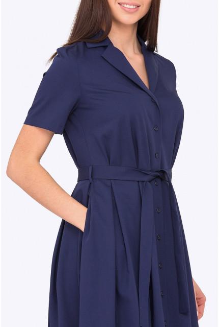 Платье Emka Fashion PL-567-sugar