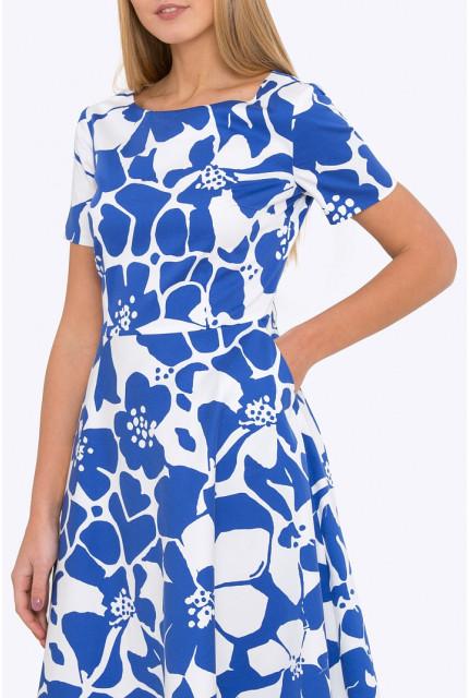 Платье Emka Fashion PL-683-domenika