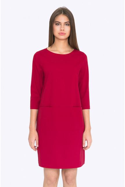 Платье Emka Fashion PL688-barberry