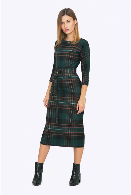 Платье Emka Fashion PL698-beziana