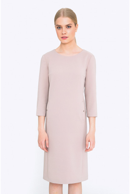 Платье Emka Fashion PL700-goat