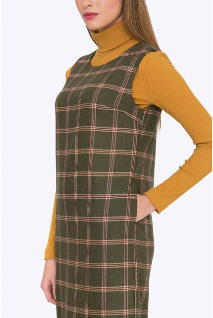 Платье Emka Fashion PL722-moana