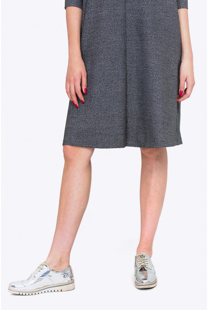 Платье Emka Fashion PL726-rovena