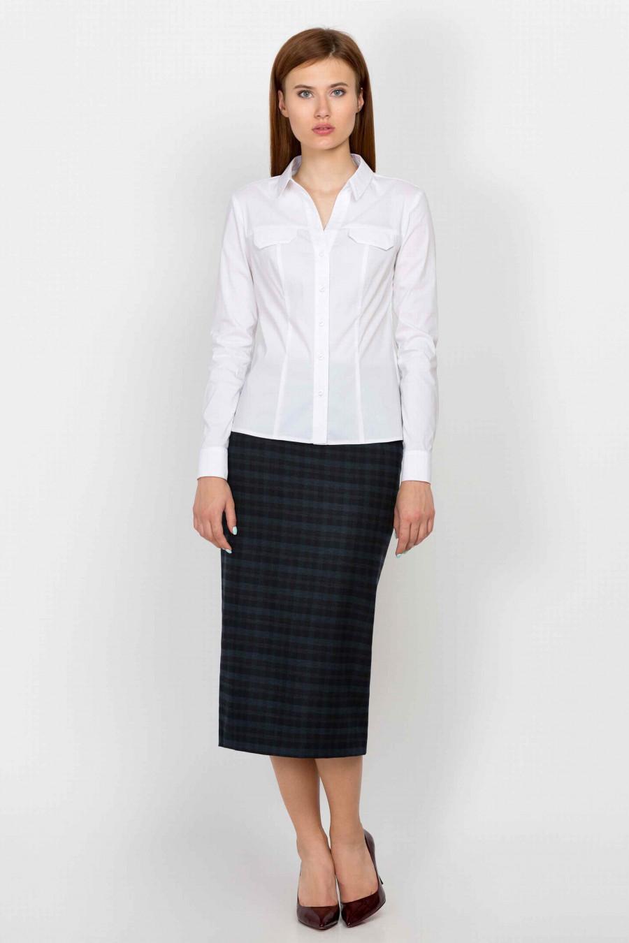Офисные Блузки Купить