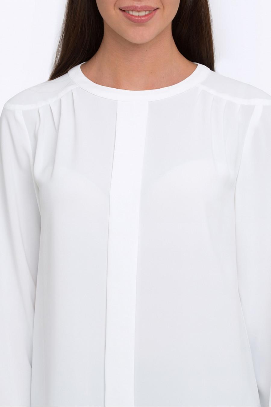 Блузка Просвечивает