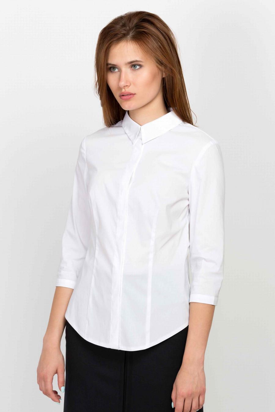 Белые Блузки Купить Новосибирск