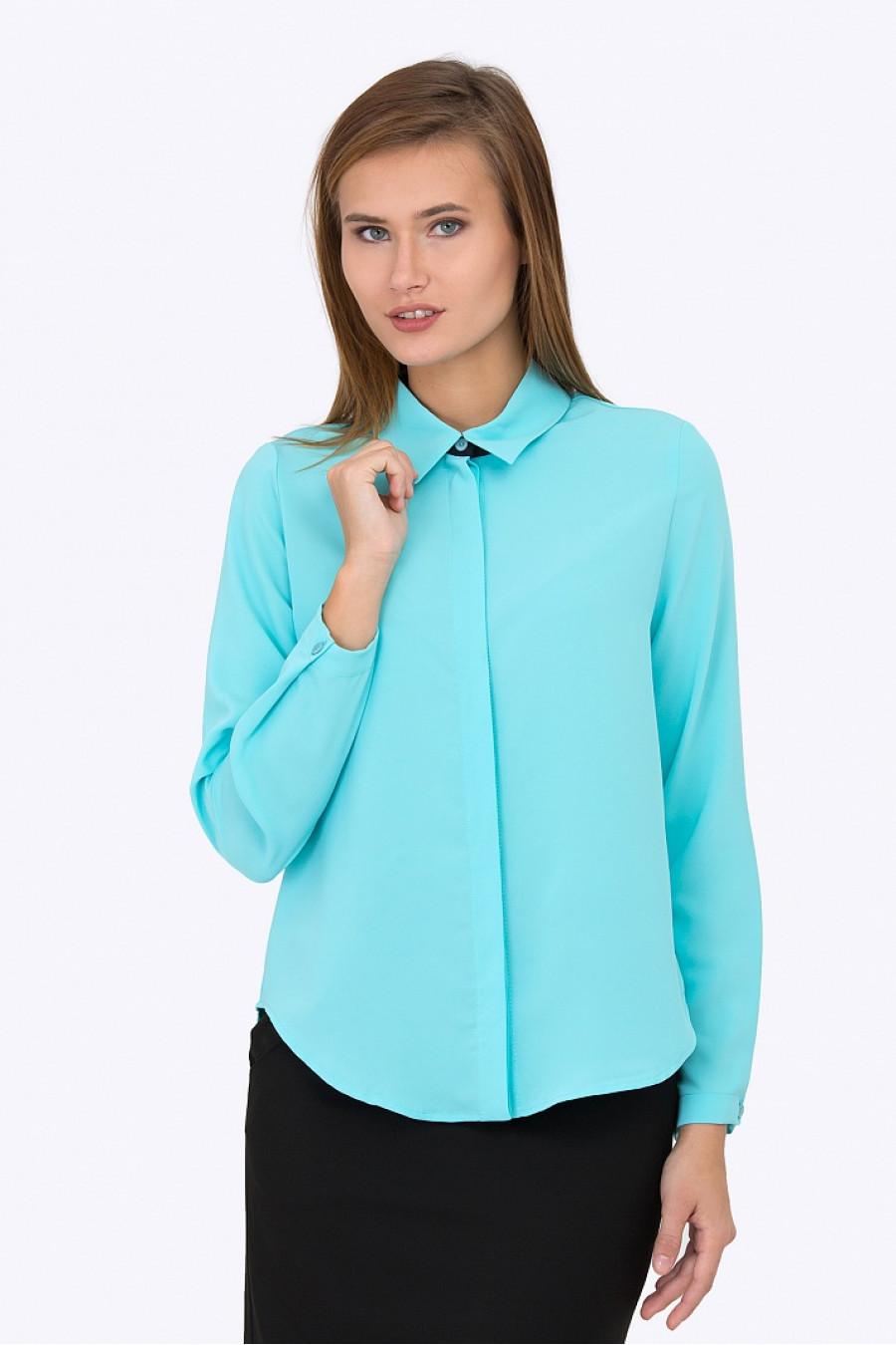 Деловая Блузка Фото