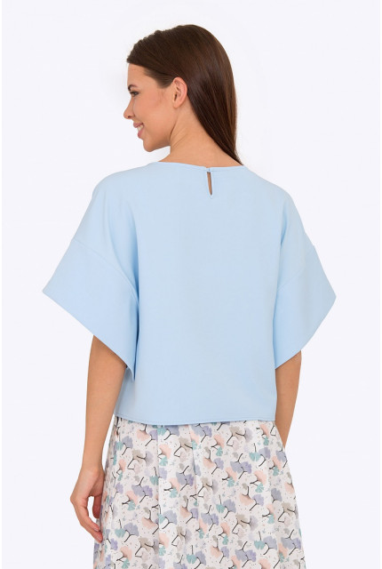 Блуза Emka Fashion b 2202-lupine
