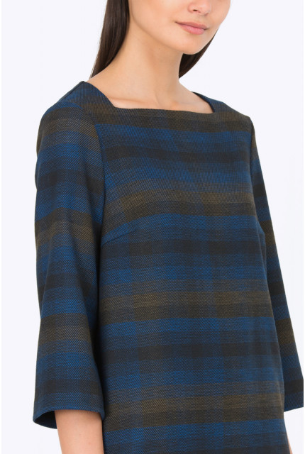 Платье Emka Fashion PL-526-kariota