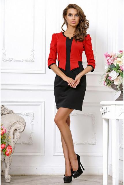 Купить Деловое Офисное Платье В Интернет Магазине Недорого