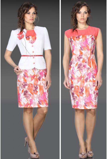 Костюм Fashion Lux 322-pink