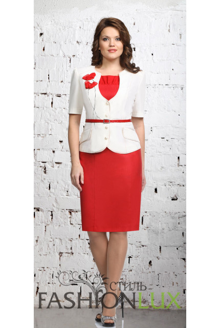Костюм Fashion Lux 322-red