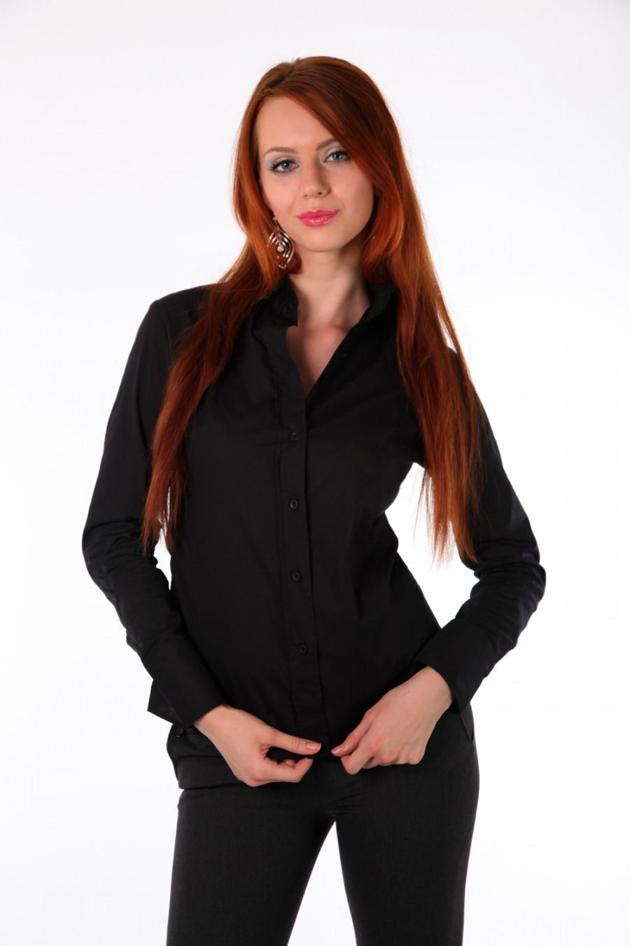 Блузка Черного Цвета В Москве