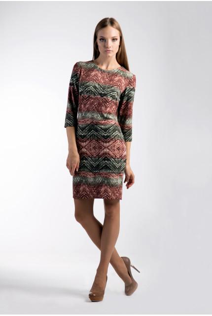 Платье O. JEN 01402-zelen