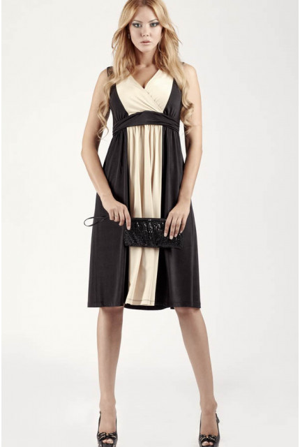 Платье O. JEN 01237-milk