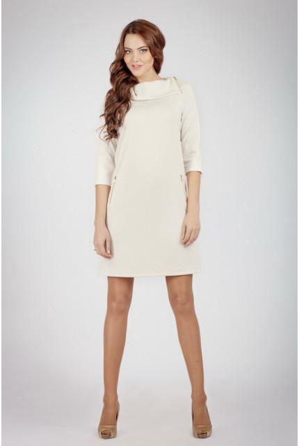 Платье O. JEN 01331-milk