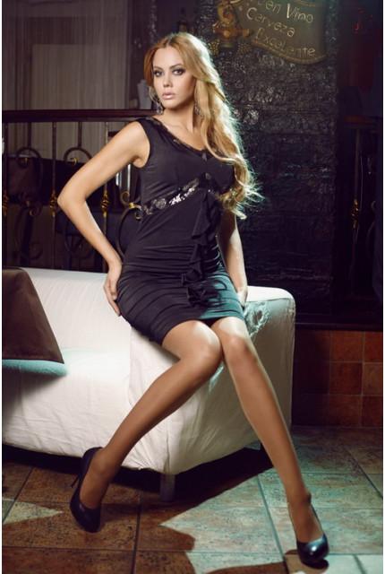 Платье O. JEN 01335-black