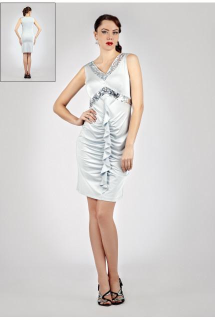 Платье O. JEN 01335-grey
