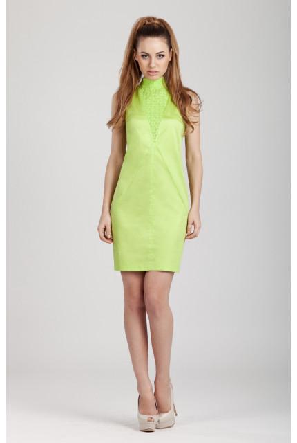 Платье O. JEN 01388-salat