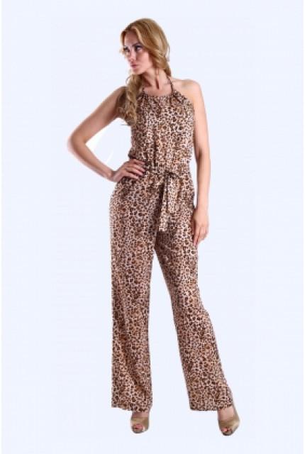 Комбинезон O. JEN 18001-leopard