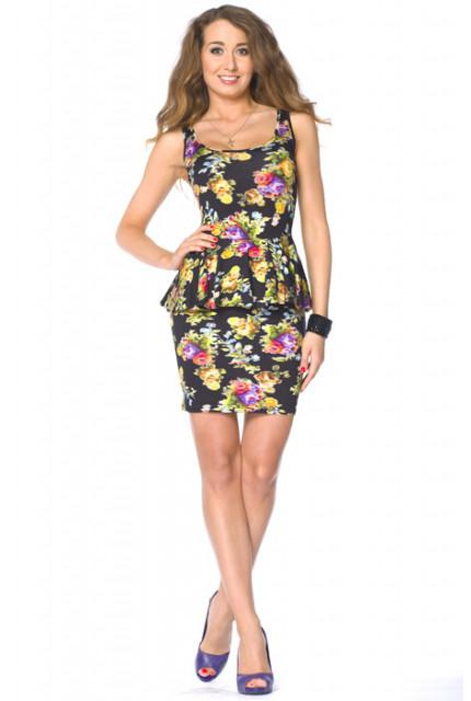Платье Donna-Saggia DSP-06-63t