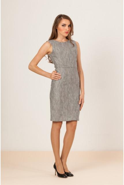 Платье Remix 1833-grey