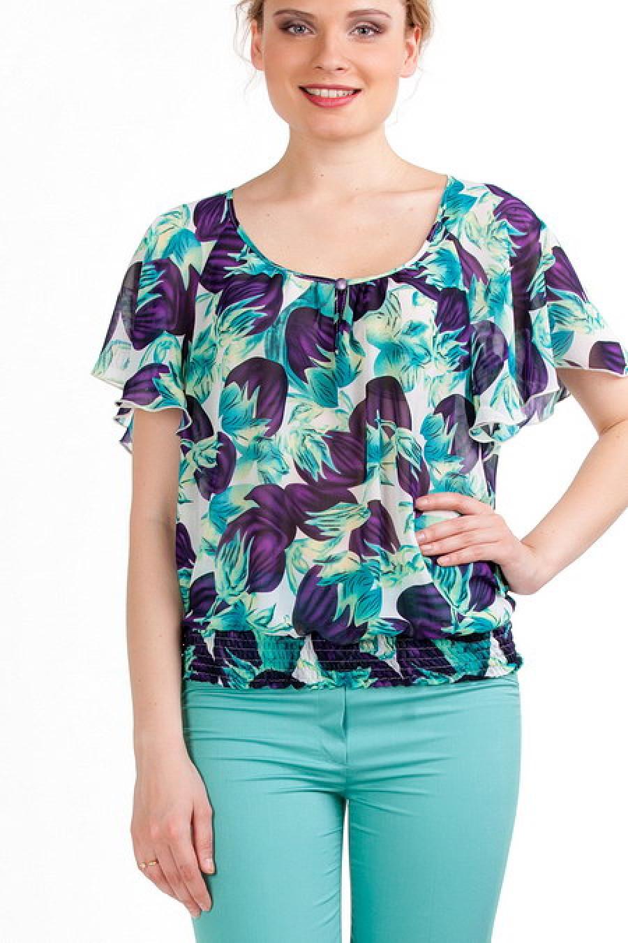 Блузки Для Женщин Летние С Доставкой