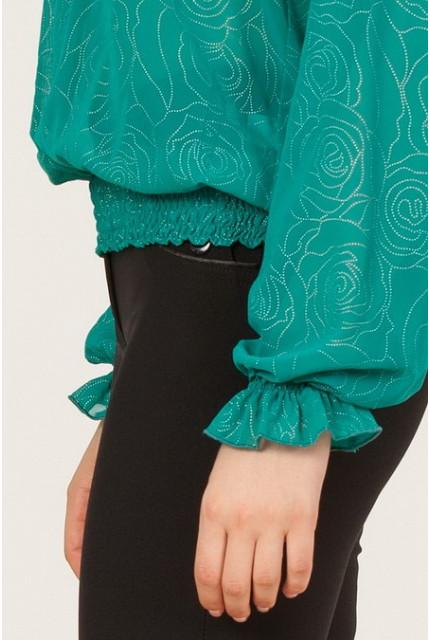 Платье Remix 3727-green