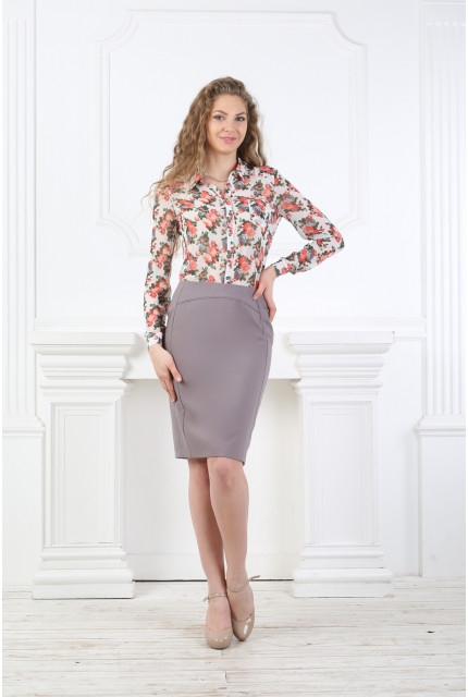 Юбка TTCollection 091-558